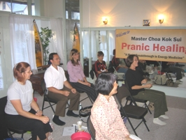INTRO to Pranic Healing